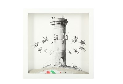 Lot 333 - BANKSY (BRITISH B. 1974)