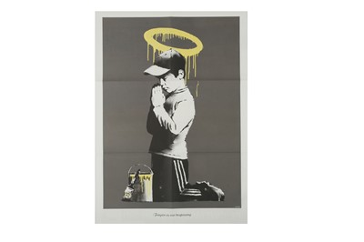 Lot 328 - BANKSY (BRITISH B. 1974)