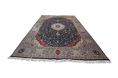 Lot 65 - A MESHED CARPET, NORTH-EAST PERSIA