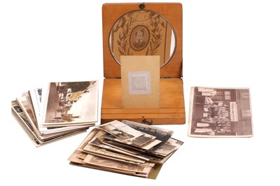 Lot 22 - Cartes de Visites, and Postcards, c.1877-1916