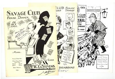 Lot 1036 - Autograph Collection.-Miscellaneous 1920s-1940s