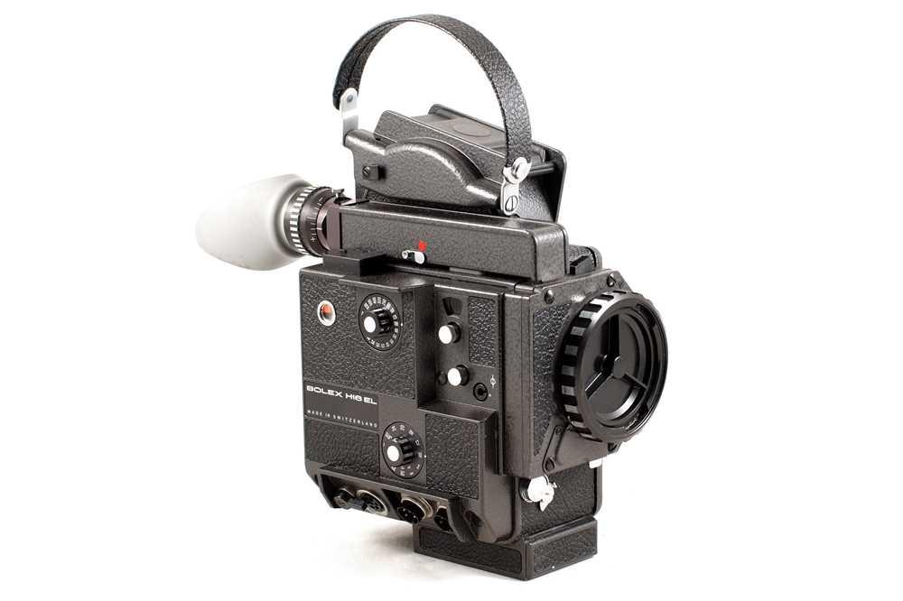 Lot 49 - Bolex H16 EL 16mm Cine Camera, Body Only.
