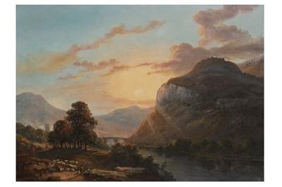 Lot 383 - PAUL SANDBY (BRITISH C.1730-1809)