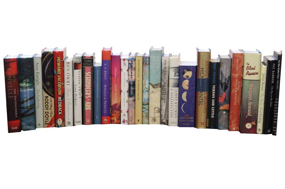 Lot 1030 - Booker Prize - Literature