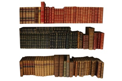 Lot 1002 - Bindings.- Continental Literature