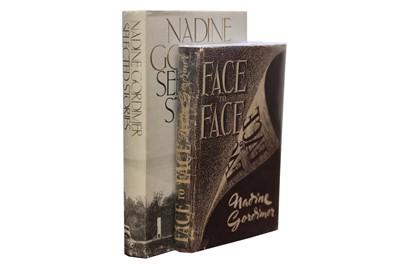 Lot 1528 - Gordimer (Nadine) Face to Face Silver Leaf Books, J'Burg, 1949