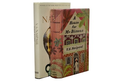 Lot 1054 - Naipaul (V.S.) A House for Mr Biswas, 1961