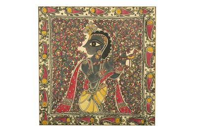 Lot 325 - BHARTI DHAYAL (INDIAN, B. 1961)