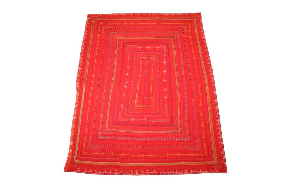 Lot 22 - A SAAMI QUILT