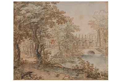 Lot 150 - ATTRIBUTED TO ISAAC DE MOUCHERON (AMSTERDAM 1667 – 1774)