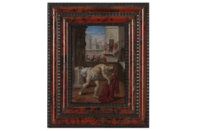 Lot 141 - WORKSHOP OF FRANS FRANCKEN II (ANTWERP 1581 - 1642)