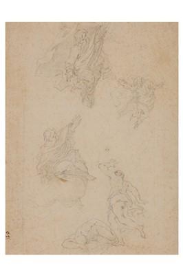 Lot 131 - OTTAVIANO DANDINI (FLORENCE 1681 - 1740 )