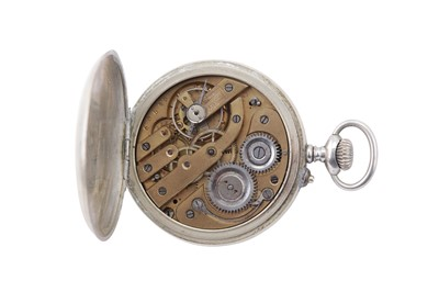 Lot 10 - POCKET WATCH.