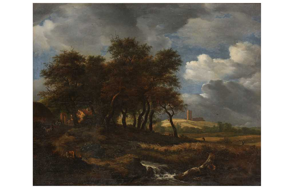 Lot 126 - AFTER JACOB RUISDAEL, LATE 17TH CENTURY