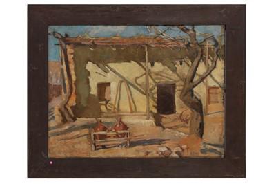 Lot 12 - SALIBA DOUAIHY (AMERICAN/LEBANESE, 1915 - 1994)