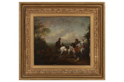 Lot 127 - CIRCLE OF PHILIPS WOUWERMAN (HAARLEM 1619 - 1668)