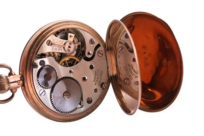 Lot 12 - POCKET WATCH.