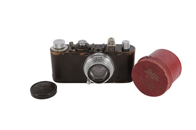Lot 113 - A Leica Ic Camera