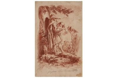 Lot 153 - JOSEPH MARCUS HERMANN (FREIBURG 1732 - 1811)
