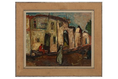Lot 5 - TAHIA HALIM (EGYPTIAN, 1919 - 2003)