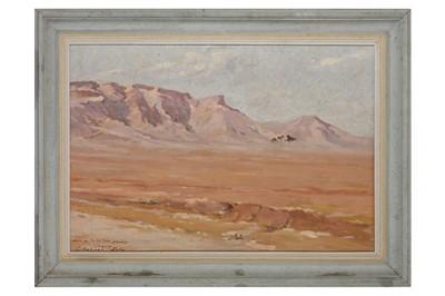 Lot 7 - SHAABAN ZAKI (EGYPTIAN, 1899 - 1968)