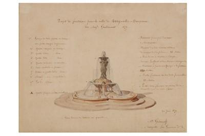 Lot 151 - AUGUSTE ALEXANDRE GUILLAUMOT (PARIS 1815 - MARLY LE ROI 1892)