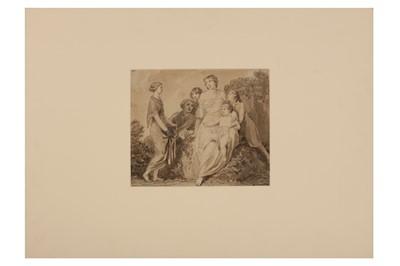 Lot 144 - GILLES-LAMBERT GODECHARLE (BRUXELLES 1750 - 1835)
