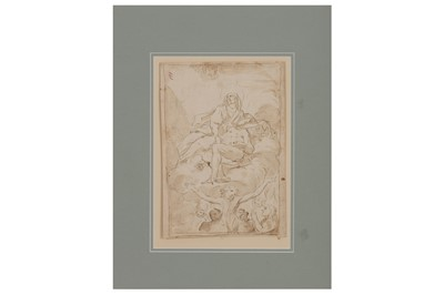 Lot 133 - GENOESE SCHOOL (18TH CENTURY)
