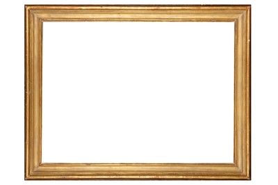 Lot 176 - AN ITALIAN 17TH CENTURY STYLE MOULDING FRAME