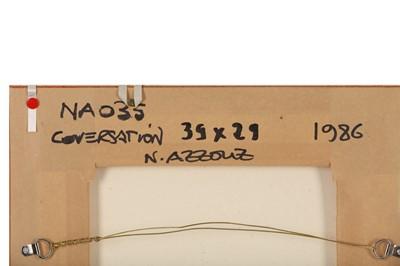 Lot 24 - NADIRA AZZOUZ (BRITISH / IRAQI, 1927 - 2020)