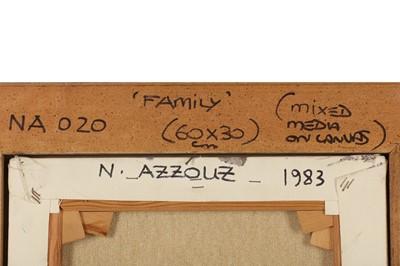 Lot 23 - NADIRA AZZOUZ (BRITISH / IRAQI, 1927 - 2020)