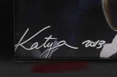 Lot 27 - KATYA TRABOULSI (LEBANESE, B. 1960)