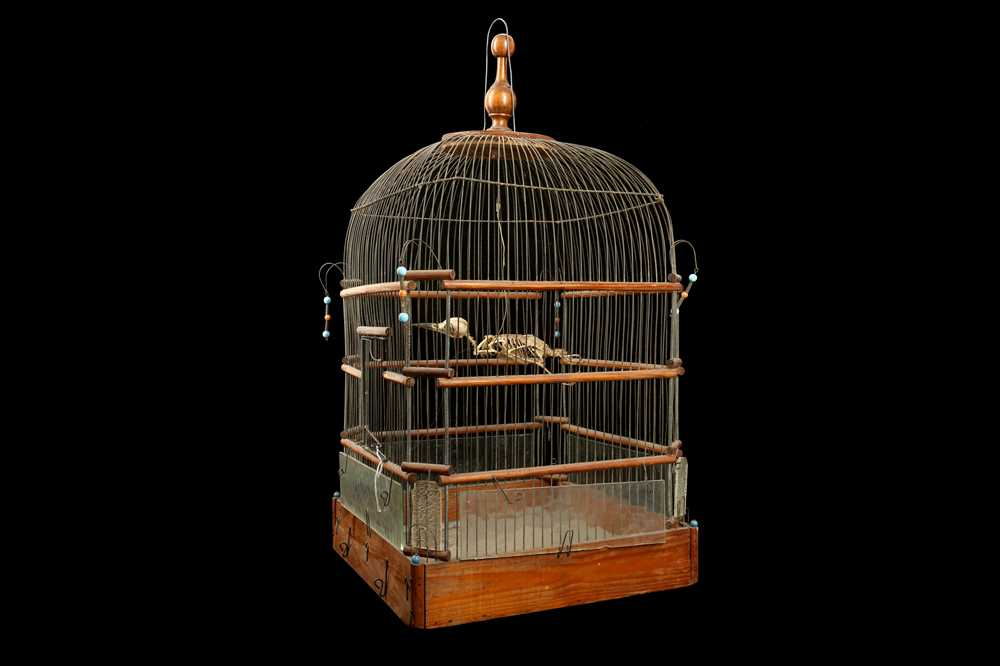 Lot 35 - VIKTOR WYND (BRITISH): 'I KNOW WHY THE CAGED BIRD DOESN'T SING'