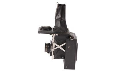 Lot 27 - A Ihagee Patent Klapp-Reflex Folding SLR Camera