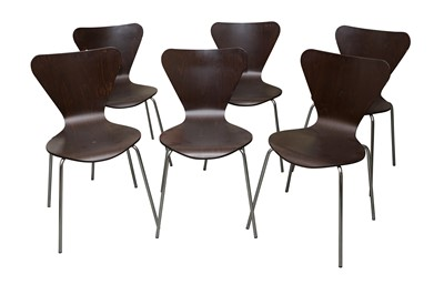 Lot 22 - AFTER ARNE JACOBSEN (DANISH, 1902-1971)