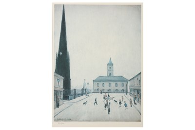 Lot 46 - LAURENCE STEPHEN LOWRY, R.A. (1887-1976)