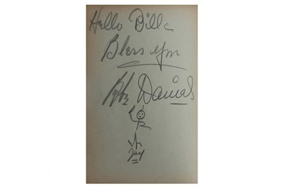 Lot 1021 - Autograph Albums.- Actors & Entertainers