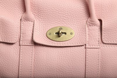 Lot 31 - Mulberry Candy Pink Small Bayswater Bag