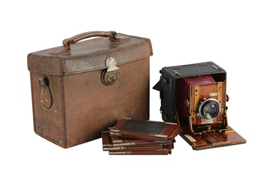 Lot 11 - A Sanderson Hand Camera Outfit