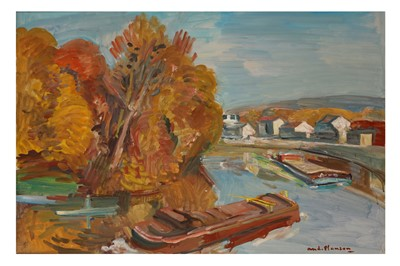Lot 24 - ANDRE PLANSON (FRENCH 1898-1981)