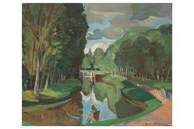 Lot 25 - ANDRE PLANSON (FRENCH 1898-1981)