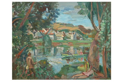 Lot 23 - ANDRE PLANSON (FRENCH 1898-1981)