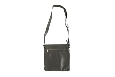 Lot 74 - Louis Vuitton Ardoise Tiaga Sasha Messenger Bag