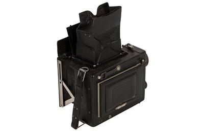 Lot 24 - A Zeiss Ikon Miroflex SLR Plate Camera
