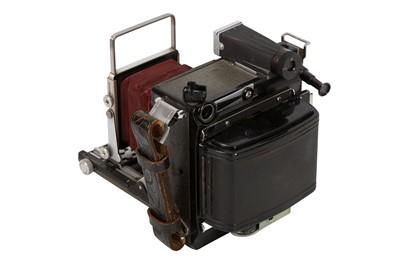 Lot 42 - A Graflex Century Graphic Press Camera