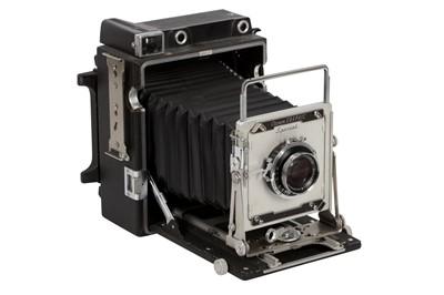 Lot 44 - A Graflex Crown Graphic Special Press Camera