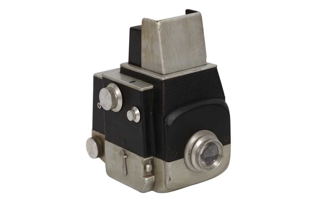Lot 28 - Kershaw Prototype Model Reflex Camera