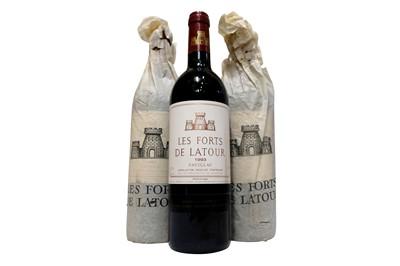 Lot 529 - Forts de Latour 1993