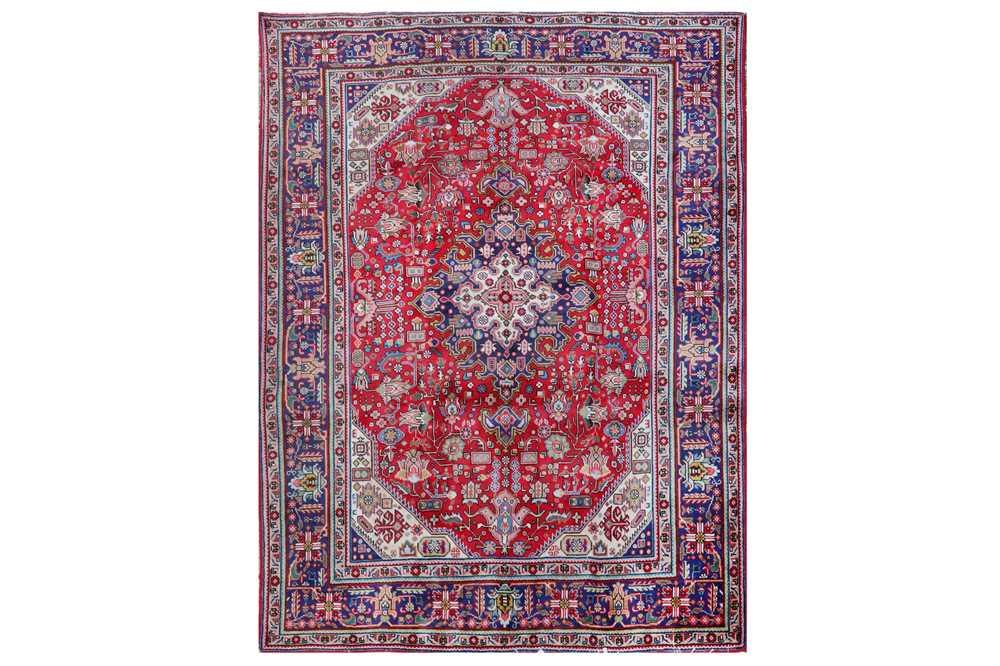 Lot 11 - A west Persian carpet