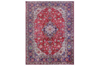 Lot 11 - A west Persian carpet